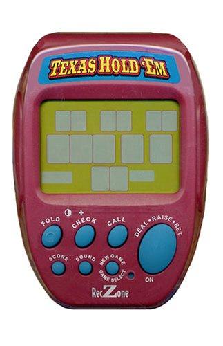 Texas Hold 'Em Poker Hand Held Game - 1