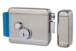 Amazon Com Ati 01x Electric Gate Lock Kit With Wireless