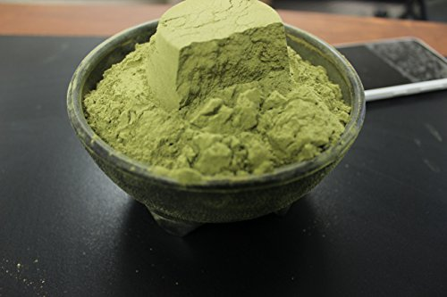 Moon'S Green Indonesian Leaf Powder(1 Lb)
