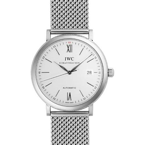 [アイダブリューシー] IWC 腕時計 ポートフィノ オートマティック IW356505 メンズ 新品 [並行輸入品]
