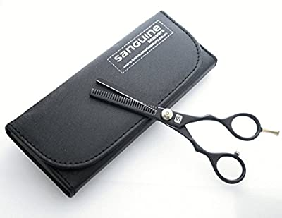 Professional Hairdressing Thinning Scissors 5.5 inch + Case