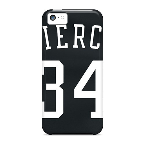 Tpu Joyroom Shockproof Scratcheproof Brooklyn Nets Hard Case Cover For Iphone 5C