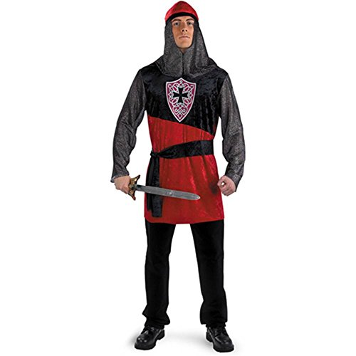 King's Crusader Knight Adult Costume - 42-46