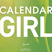 April (Calendar Girl 4) | Audrey Carlan
