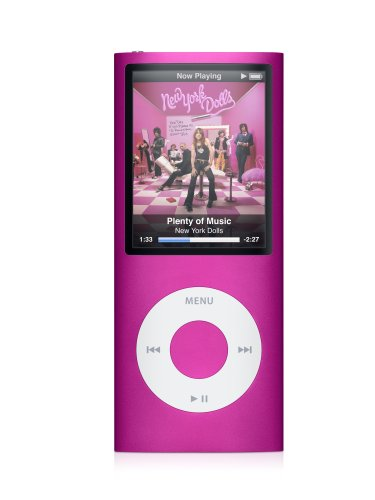 apple-ipod-nano-8-gb-pink-4th-generation-discontinued-by-manufacturer