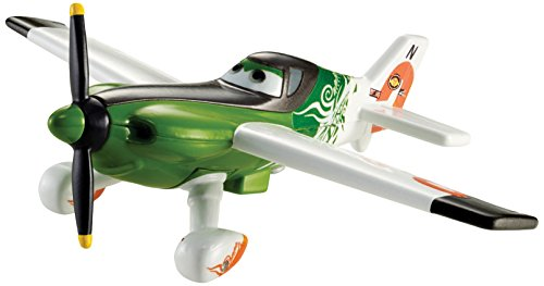 Disney Planes Diecast Ned Aircraft Toy Vehicle