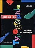 echange, troc Fabienne Siegwart, Jean-Luc Dusong - Typographie, du plomb au numérique