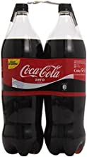 Comprar Coca-Cola - Zero - Bebida refrescante y aromatizada - Pack ahorro 2 botellas de 2 l