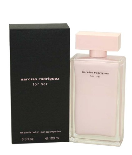 Narciso Rodriguez For Her by Narciso Rodriguez 3.3oz 100ml EDP Spray