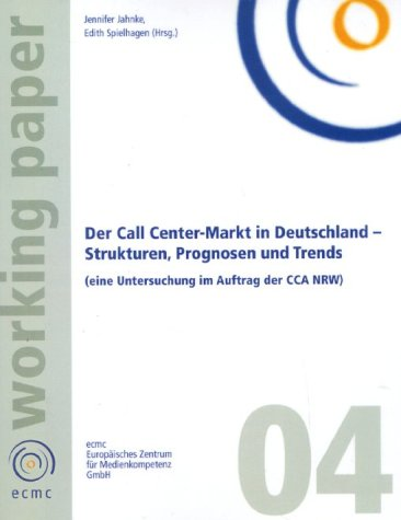 Der Call Center-Markt in Deutschland
