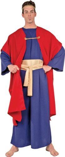 Wiseman Adult Mens Costume Christian Christianity Christmas Pagent Theatre Costu