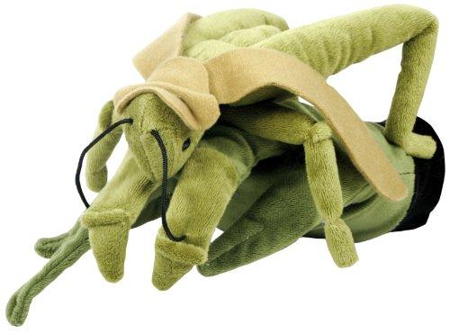 Hape - Beleduc - Grasshopper Glove Puppet - 1