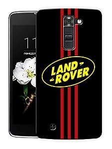 "Super Rover Printed Designer Mobile Back Cover For ""LG K10"" By Humor Gang (3D, Matte Finish, Premium Quality, Protective Snap On Slim Hard Phone Case, Multi Color)"