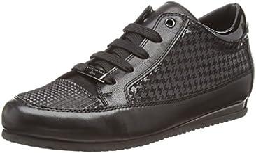 Tosca Blu  KIN, Sneakers basses femmes - Noir - Schwarz (NERO C99), 36 EU