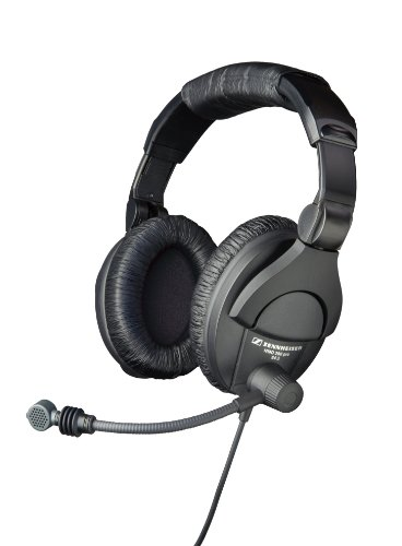 Sennheiser Hdm 280-13 - Professional Communication Headset For High Noise Environments
