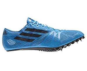 ADIDAS adizero Prime SP Men's Track Shoes, Blue/Black, UK8.5