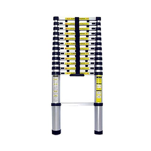 伸縮 脚立 ラダー アルミ製伸縮 はしご 最大高 2.6m