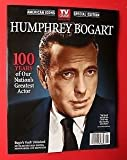 img - for Tv Guide Magazine Humphrey Bogart book / textbook / text book