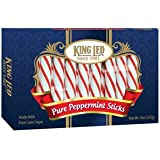 King Leo Soft Pure Peppermint Sticks 9oz