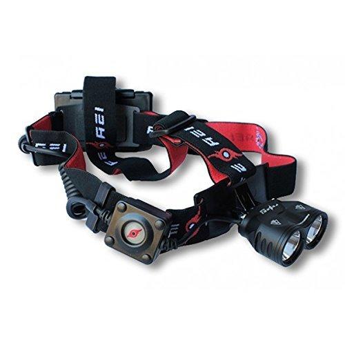 Hl50 water resistant 1800 lumen Headlamp