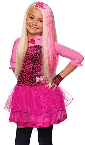 Rubie's Costume Barbie Child Wig