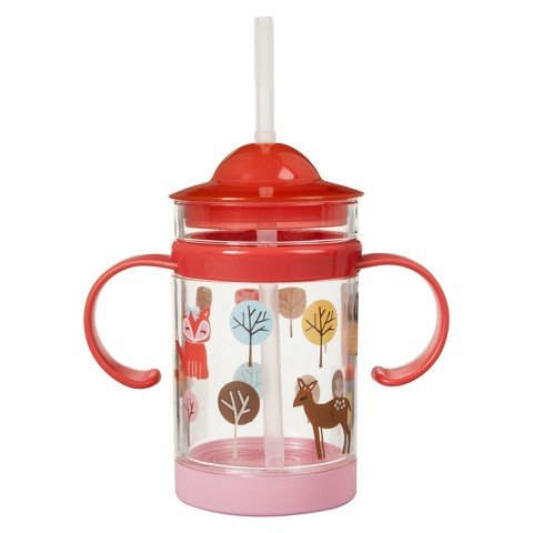 Circo® Peace Nature Puzzle Sippy Cup Set Of 3 - Multicolor - 1