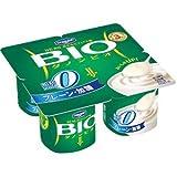 ダノン ビオ(Bio) 脂肪0%プレーン加糖4P 6パック