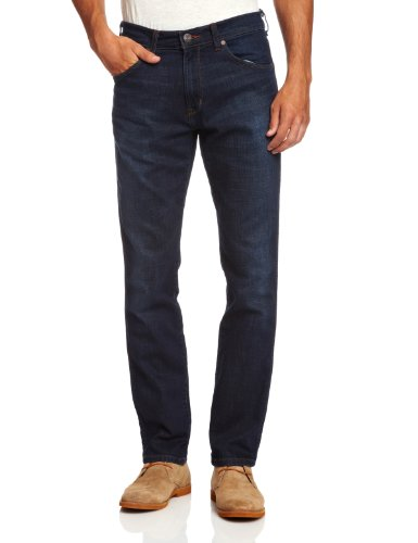 Wrangler - Jeans Greensboro, Uomo, Blu (Bleu - Blau (EL CAMINO 43C)), 46/48 IT (33W/34L)
