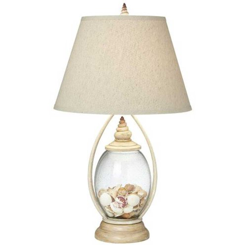 seascape reflections 1 light table lamp view details. Black Bedroom Furniture Sets. Home Design Ideas