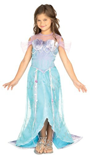 Toddler Mermaid Costume Size 2-4 Fits 1-2 Years