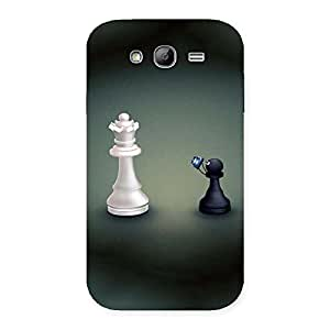 Stylish Pawn Click King Back Case Cover for Galaxy Grand Neo Plus