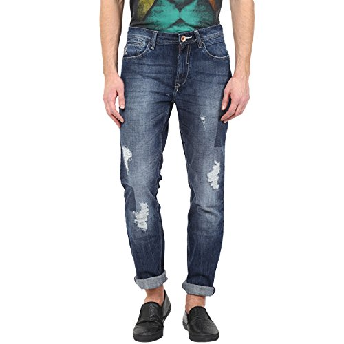 Sf Jeans By Pantaloons Men's Jeans (205000004682656_Blue_32)