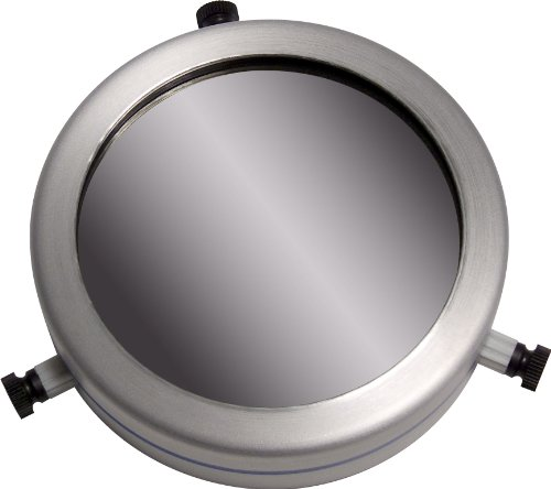 Orion 07733 4 10-Inch ID Full Aperture Glass Telescope Solar Filter SilverB0000XMWAS : image