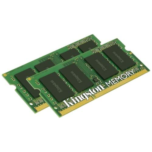 Kingston KTA-MB1066K2 - Memoria RAM 8 GB (1066 MHz, 204-pin SO-DIMM, 2x 4 GB) DDR3 Kit para Notebook de Apple Memorias RAM baratas Cheap