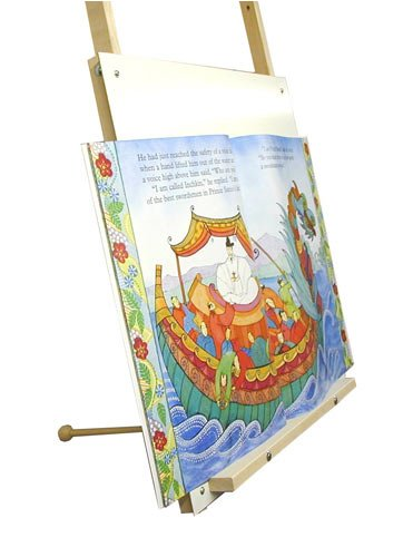 Hanging Easel with Big Book Lip