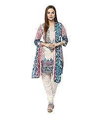 Yepme Anaya Semi Stitched Pakistani Suit - Multicolor -- YPMRTS0291_Free Size