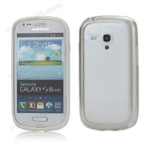 Callmate Bumper Case for Samsung Galaxy S3 Mini (White)