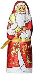 Lindt Milk Chocolate Santa Figure 4.4 Ounce (Pack of 18)