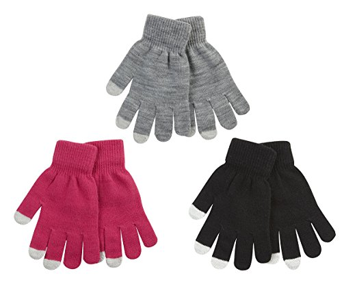 3-pairs-ladies-winter-thermal-panache-gloves-from-kd-trading-8-different-styles-assorted-touch-scree