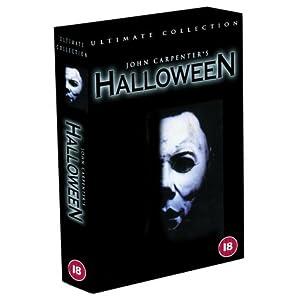 UK Halloween Box Set: Halloween: The Complete Collection ...