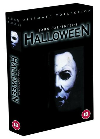 Halloween: The Ultimate Collection (Six Disc Box Set) [DVD]