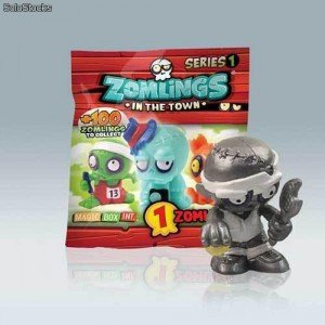 1 x Zomling Series 1 Single Figure Pack - 1