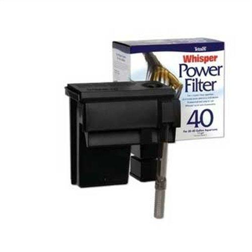 Tetra 25774 Whisper Power Filter 40, 40-Gallon (40 Gallon Water Filter compare prices)