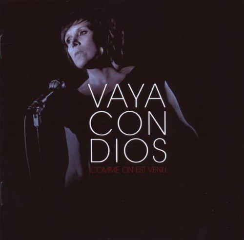 Comme on Est Venu by Vaya Con Dios (2009-05-03)
