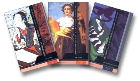 The Norton Anthology of World Literature, Volumes D-F:...