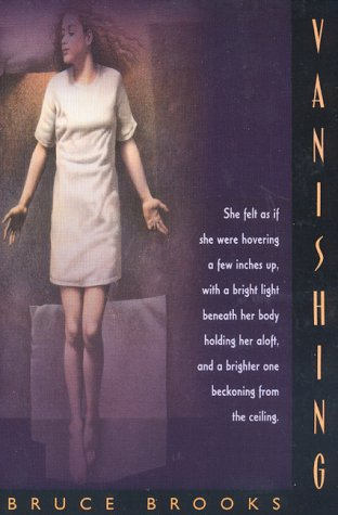 Cover of Vanishing (Laura Geringer Books)