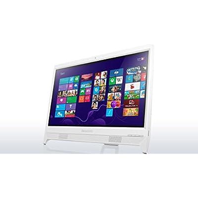 Lenovo C260 57328207 19.5-inch All-in-one Desktop PC (Celeron/2GB/500GB/Win 8.1), White