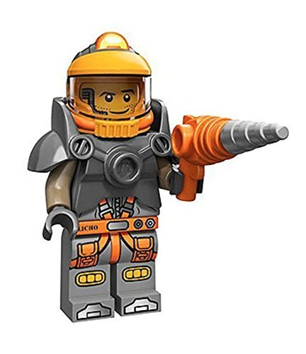 LEGO Series 12 Collectible Minifigure 71007 - Space Miner by LEGO - 1