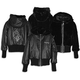 Baby phat leather jacket