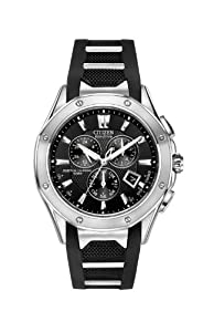 Citizen Men's BL5460-00E The Signature Collection Eco-Drive Octavia Perpetual Calendar Chronograph Watch